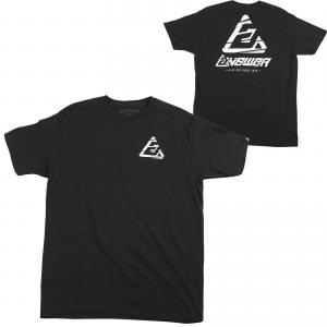 Answer Racing Broken Tees, Black