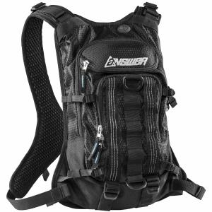 Answer Racing Frontier Pro Backpack, Black